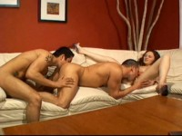 Episode 15 : They consider nothing to be better then a group fuck : sex scene #6