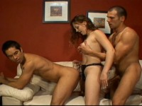 Episode 15 : They consider nothing to be better then a group fuck : sex scene #7