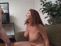 KYLA : Mature whores are working juicy cunts of each other : sex scene #11