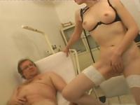 Alicia : Cute nurse has come to seduce this experienced banger : sex scene #4
