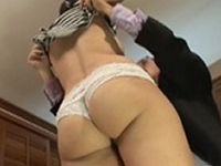 Riley Mason : That will be a real deep penetration into her pink : sex scene #4