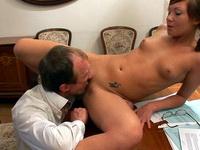 Sex with Young Oksana Free Photo