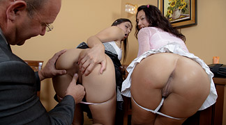 teacher threesome porn