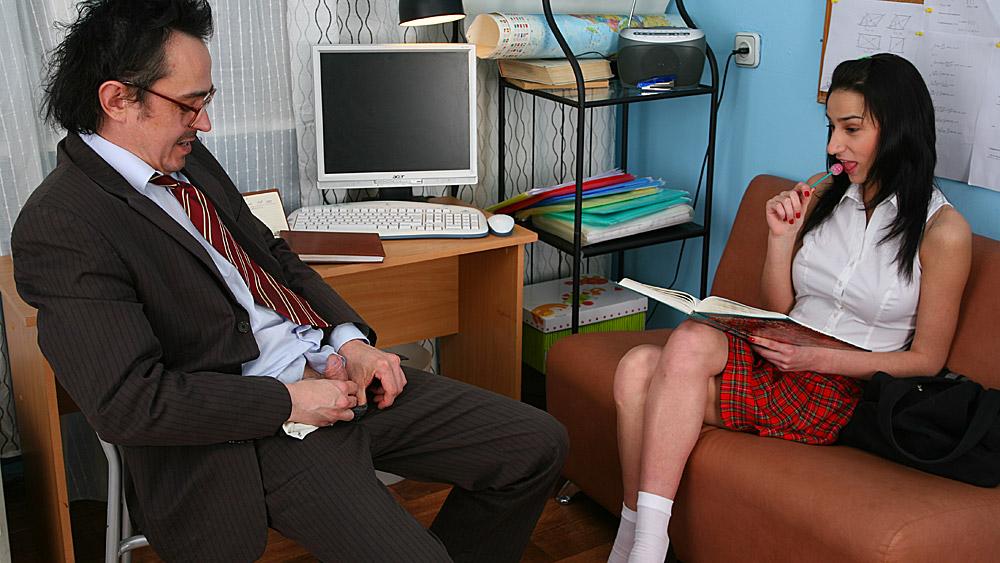секс видео с учителями молодыми